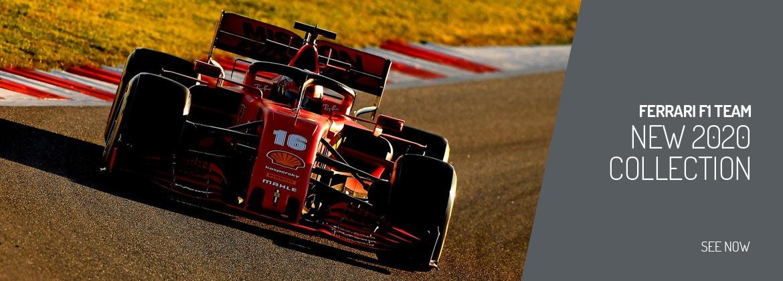 New 2020 Ferrari F1 Team Collection