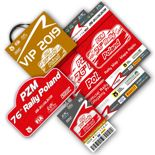 Karnet Kibica Rally Pass PLATINUM VIP Rally Poland ERC 2019